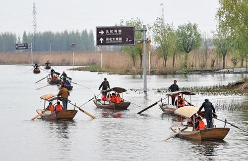 """시진핑 낙점 中 '슝안신구' 호수 오염심각…""""생태재앙 우려"""""""