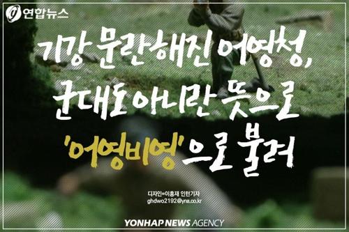 [숨은 역사 2cm] 조선 최정예 군대 '어영청'에서 어영부영 유래