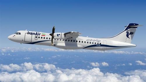 유럽 ATR 여객기 28일 이란에 첫 인도