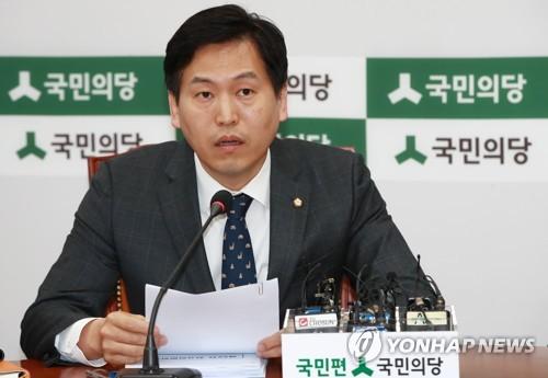 """국민의당 """"유세차 교통사고 죄송, 부상 치유 돕겠다"""""""