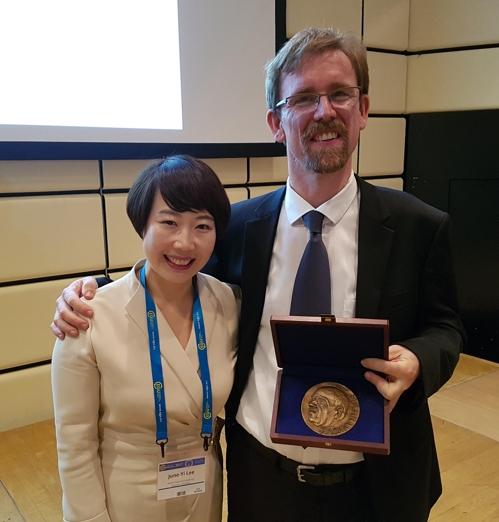 IBS 티머먼 단장 '기후변화 분야 세계 권위상' 수상