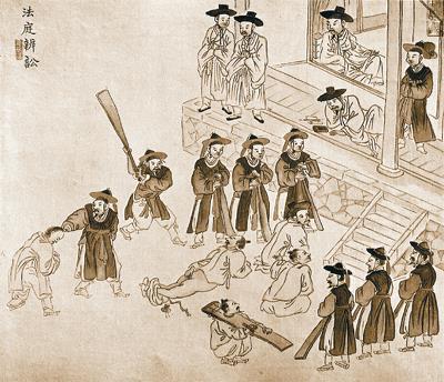 [숨은 역사 2cm] 조선 시대 아동 성폭행범은 목매달거나 베어 죽였다