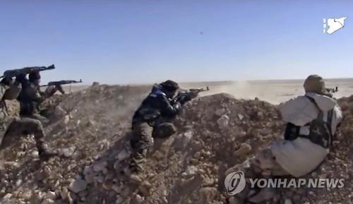 쿠르드 아랍군, IS 시리아 요충지 탑카 40% 탈환