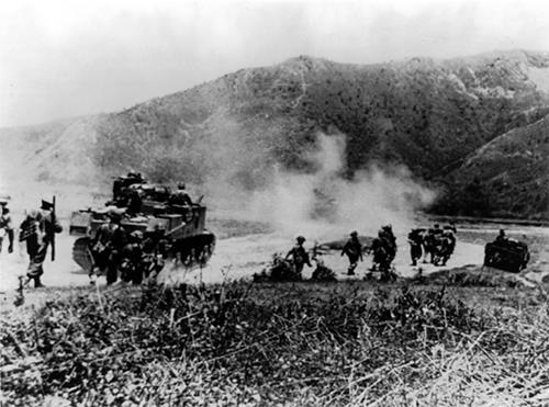 [숨은 역사 2cm] 조선군 치욕 '쌍령전투'…4만명이 330명에게 궤멸