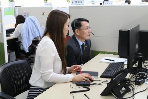 [동정] 천홍욱 관세청장, 고객지원센터 격려 방문