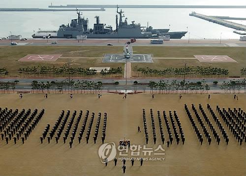 해군-주한美해군, 정보·작전 통합 '리틀 연합사' 출범