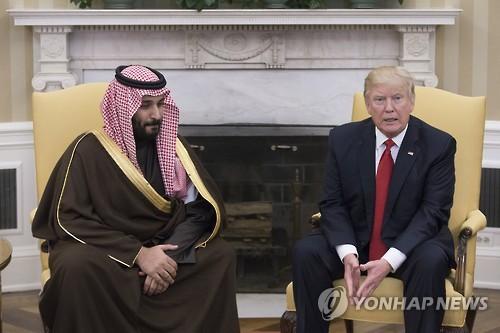 트럼프, '아랍판 나토' 창설 구상 공개한다