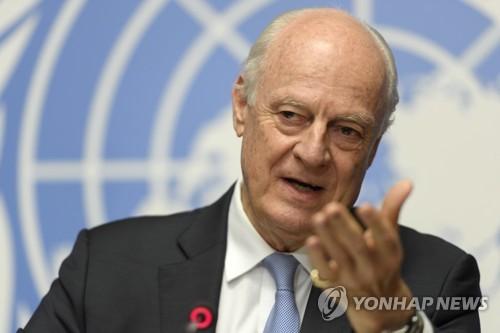 '악재 반복'에 돌파구 못 찾는 시리아 평화회담