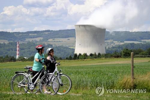 스위스도 원전 퇴출 결정…국민투표에서 58% 찬성