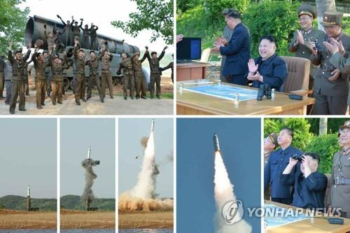 """러 """"北미사일 발사, 문제 해결에 도움안돼…美도 자제해야""""(종합)"""