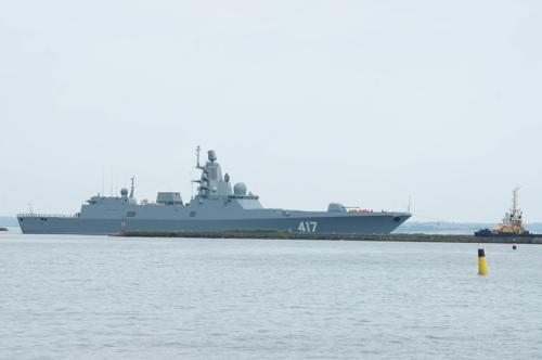 러시아, 다목적 스텔스 호위함 연내 작전배치…11년 만에 취역