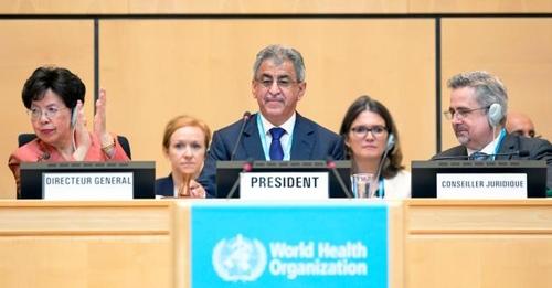 WHO, 결국 대만 배제하고 세계보건총회 개막