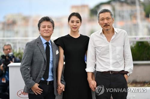 """'그 후' 홍상수 """"김민희에게서 많은 영감을 받는다"""""""
