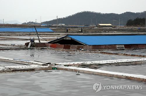 """""""염전노예에 '최저임금' 아닌 '농촌일당' 지급하라"""" 첫 판결"""