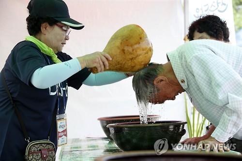 """""""에헤야~ 물맞이 가세""""…전주 단오 30∼31일 개최"""