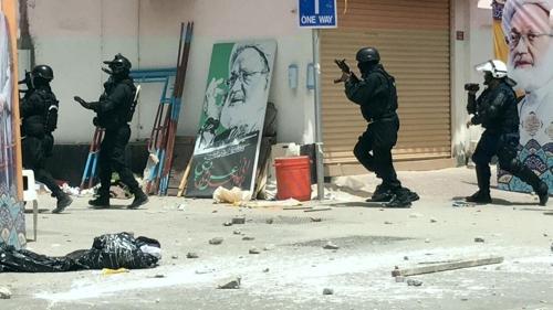 트럼프 '反이란 연설' 뒤 바레인서 시아파 유혈진압
