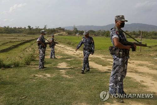 """미얀마軍, '로힝야 인종청소' 유엔 주장 반박…""""조작·거짓"""""""