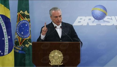 브라질 '테메르 퇴진' 논란 갈수록 가열…가톨릭계도 가세(종합)