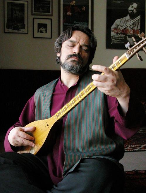 이란 음악가 후세인 알리자데 '아시아 월드뮤직 어워드' 수상