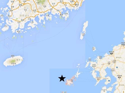 日 나가사키 앞 바닷속에 일제 잠수함 24척…민간단체가 확인