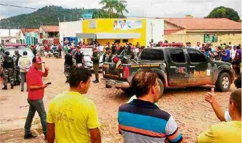 브라질 북부지역 농장서 경찰과 충돌로 농민 10명 사망