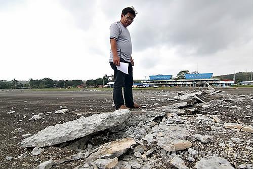 필리핀 북부서 규모 5.5 지진 발생…주민 대피