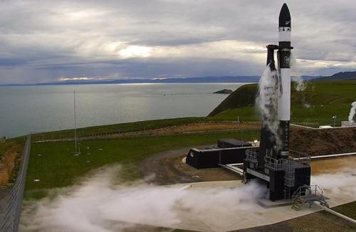 LA 로켓랩, '3D 프린팅 엔진' 탑재한 로켓 우주 발사