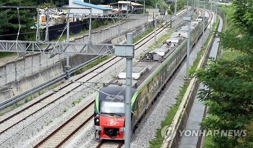 춘천 농촌체험열차 관광객 40% 늘어