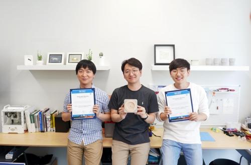 UNIST, 스마트폰 저장된 일정 알려주는 탁상시계 개발