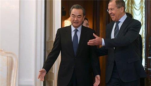 """러시아·중국 외교장관 모스크바서 회담…""""사드 한국 배치 반대"""""""