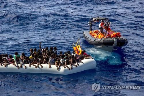 올해 지중해 익사 난민 1천530명…작년보다 늘어