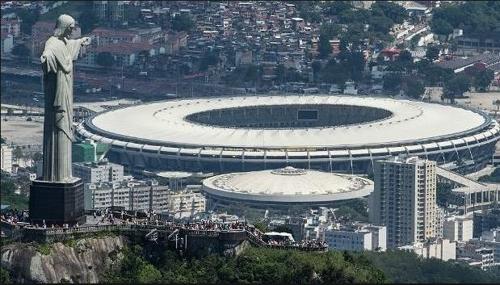 2014년 브라질 월드컵 경기장 12곳 중 10곳서 부패행위 확인