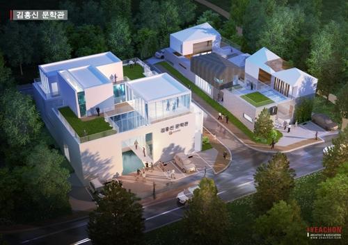 '인간시장' 김홍신 문학세계 알리는 문학관 논산에 생긴다