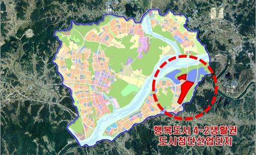 세종신도시 첨단산업단지 '테크밸리' 3차 분양