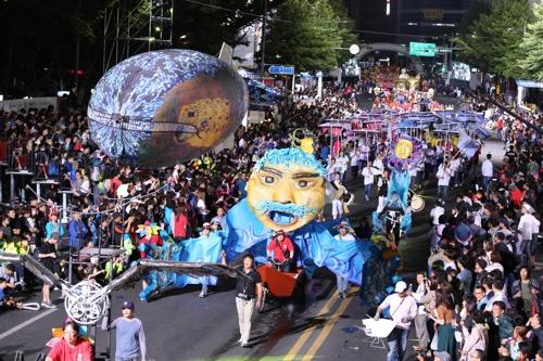 컬러풀 대구페스티벌 성황리 막 내려…130만명 관람