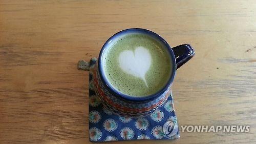 녹차 '카테킨' 함량, 카페음료가 마트제품의 '3배'