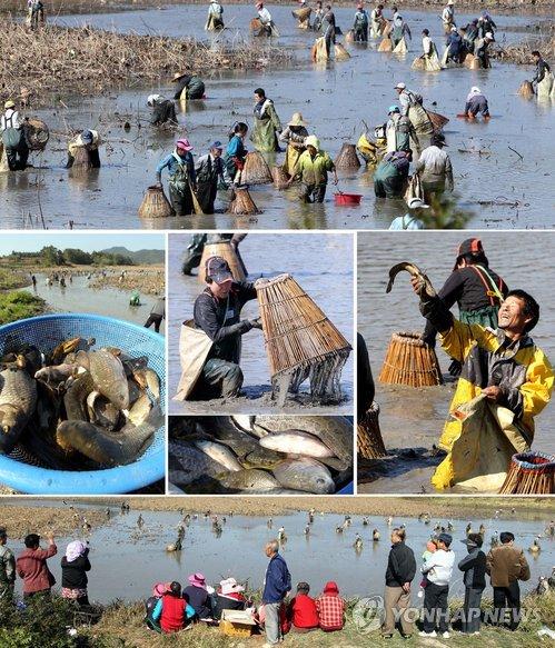 [소중한 어업유산]① 물 빠진 저수지..