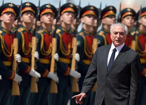 브라질 재계, 멕시코 이어 러시아와도 무역협상 촉구