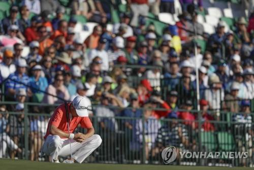 PGA 투어 도핑 검사 강화…혈액 검사·적발시 공개
