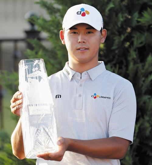 [마이더스] 한국 남자 골프의 희망 쏜 김시우