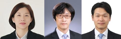 [동정] '광동 암학술상'에 김정선·이혁·임명철 교수