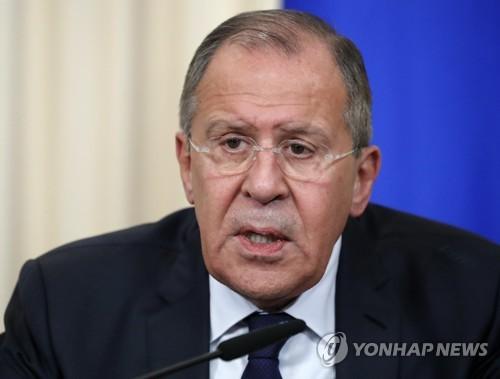 """러시아 외무 """"美 추가 제재, 양국 관계 심각 위협"""""""