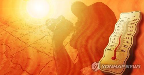 대구·경북 연일 찜통더위 기승…낮 최고 36도