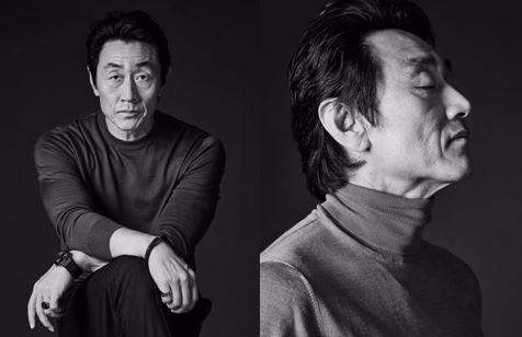 배우 허준호, 김지석과 한솥밥…제이스타즈와 전속계약