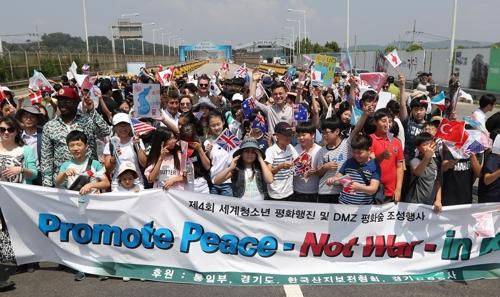 """조너선 리 """"웜비어 비극 다신 없도록 한반도 평화 중요"""""""