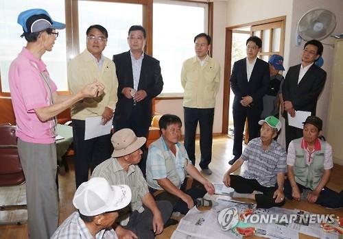 군산시 노인보호용 무더위 쉼터·재난도우미 운영