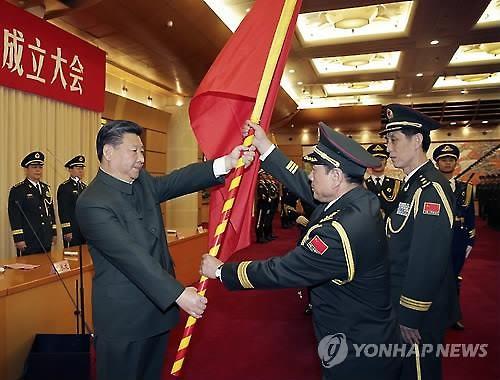 중국군 총정치부 장성 3명 돌연경질…부패세력 척결 일환