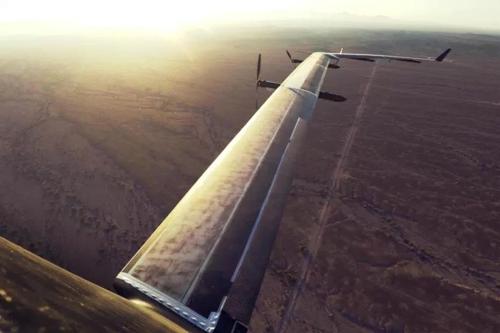 페이스북, 인터넷 공급 초대형 드론 시험 비행 성공
