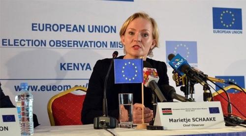 EU, 내달 케냐 대선서 폭력사태 발생 가능성 경고