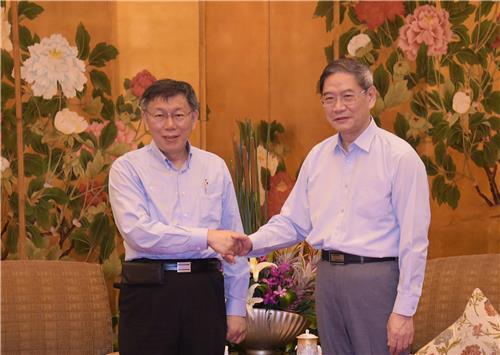 중국·대만 지방교류 행사도 '하나의 중국' 평행선